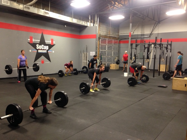 Workout – Tues 11/17/2015