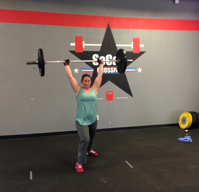 Workout – Wed 03/16/2016