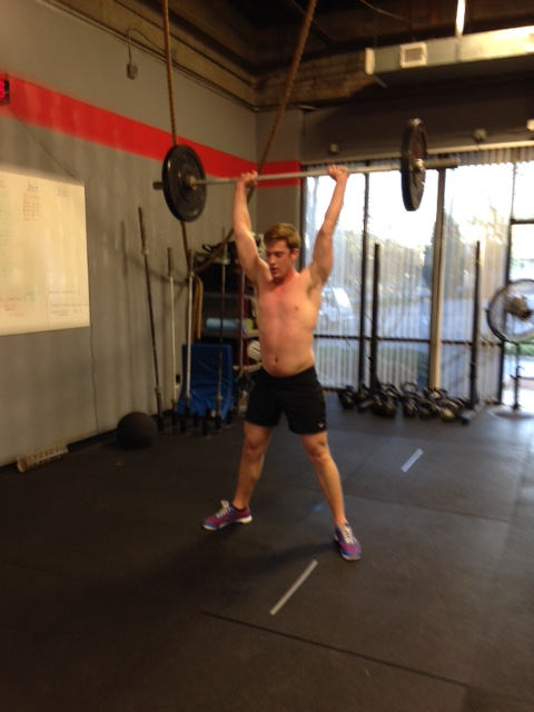 Workout – Wed 03/30/2016