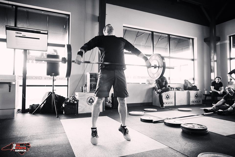 Workout – Tues 03/15/2016