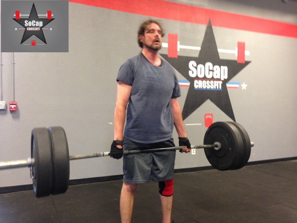 Workout – Wed 04/27/2016
