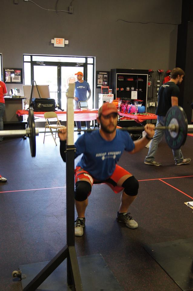 Workout – Wed 04/13/2016
