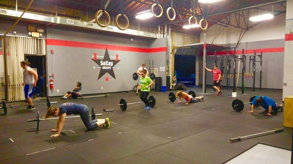 Workout – Wed 05/11/2016