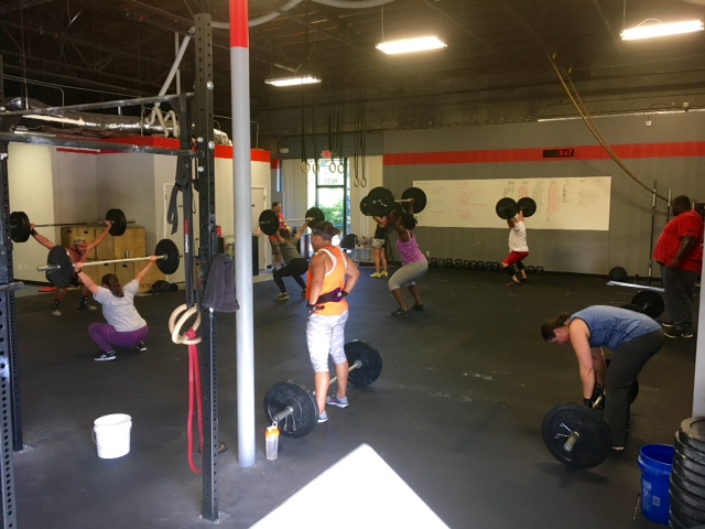 Workout – Tues 06/14/2016