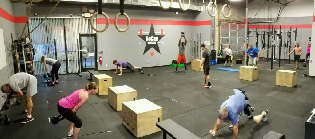 Workout – Wed 08/24/2016