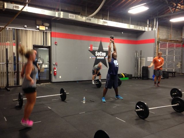 Workout – Wed 08/17/2016