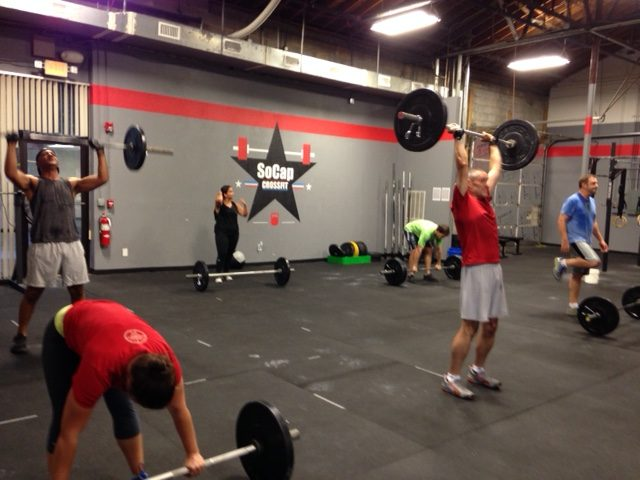 Workout – Tues 08/16/2016