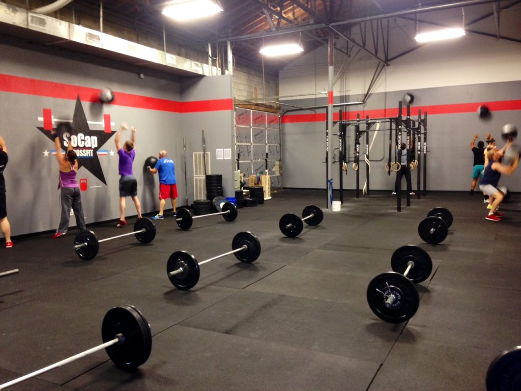 Workout – Wed 08/31/2016