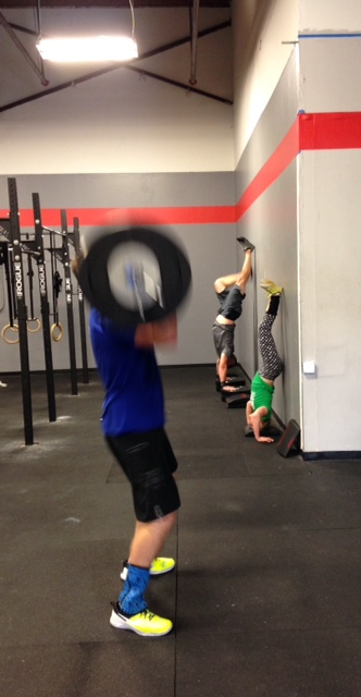 Workout – Wed 09/21/2016