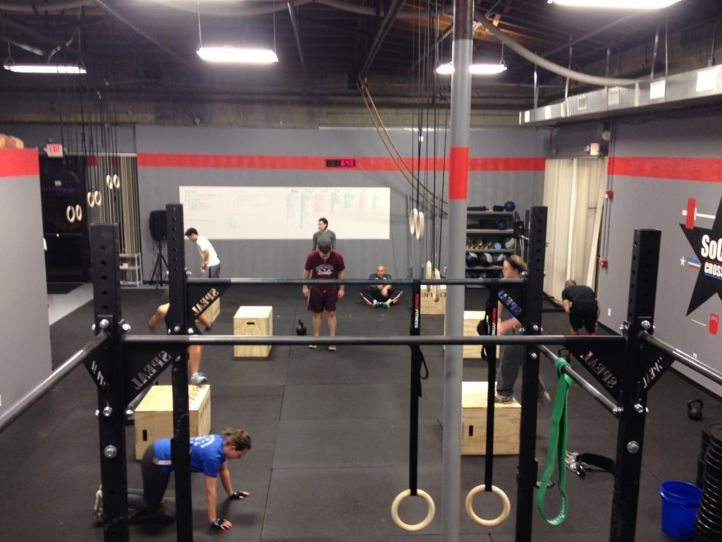 Workout – Tues 09/20/2016