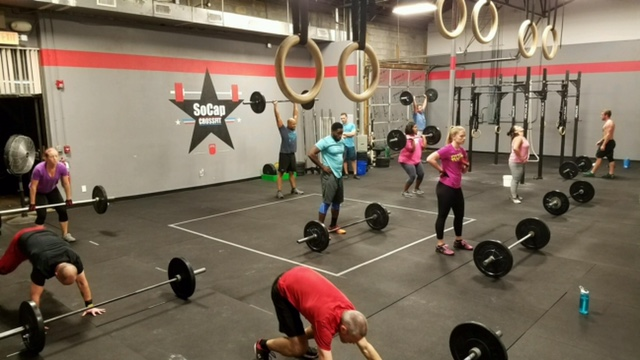 Workout – Wed 10/26/2016