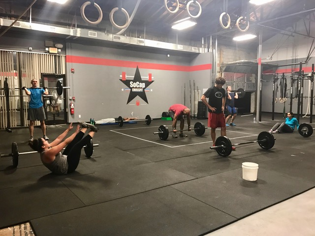Workout – Fri 11/18/2016