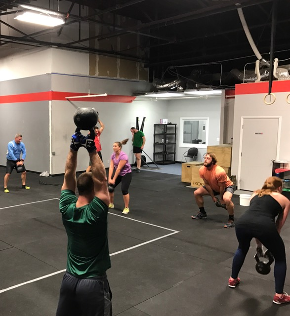 Workout – Fri 12/16/2016