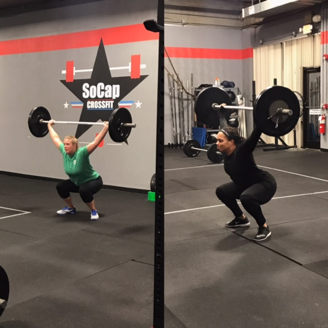 Workout – Wed 12/28/2016