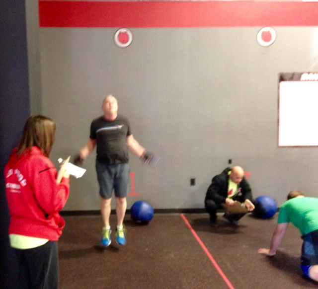 Workout – Fri 01/13/2017