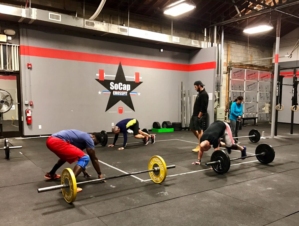 Workout – Wed 01/18/2017