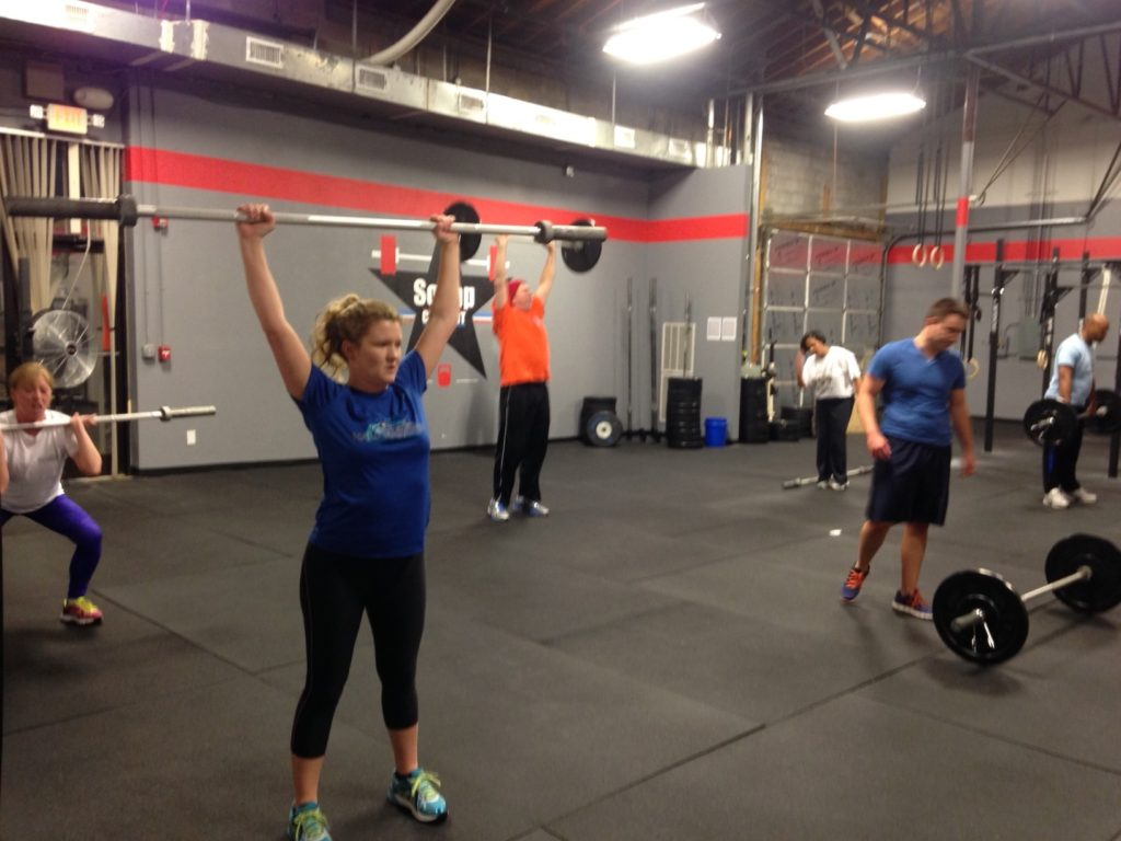 Workout – Fri 01/20/2017