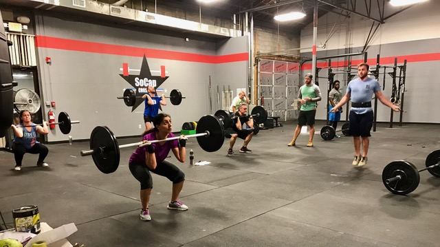 Workout – Wed 02/22/2017