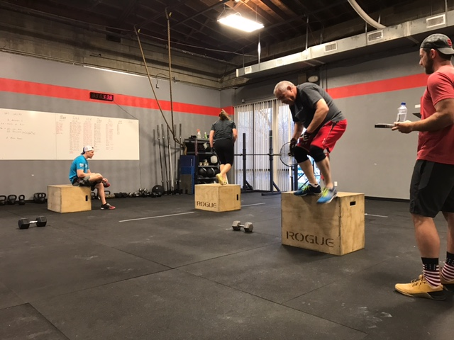 Workout – Tues 02/28/2017