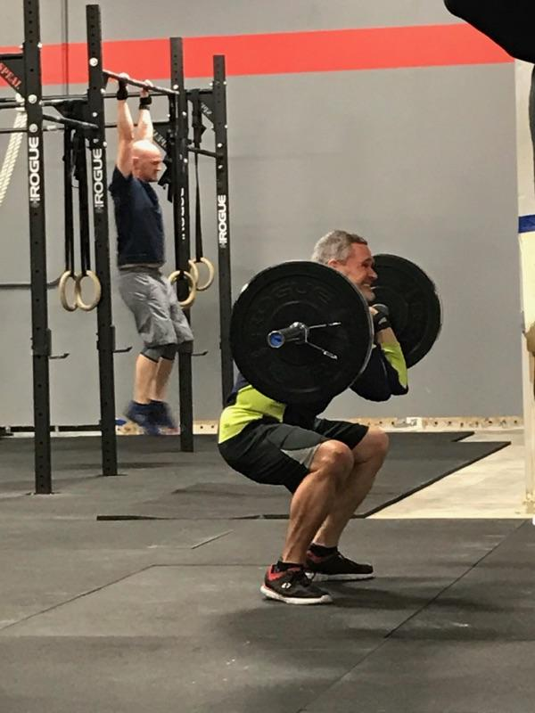 Workout – Wed 02/01/2017