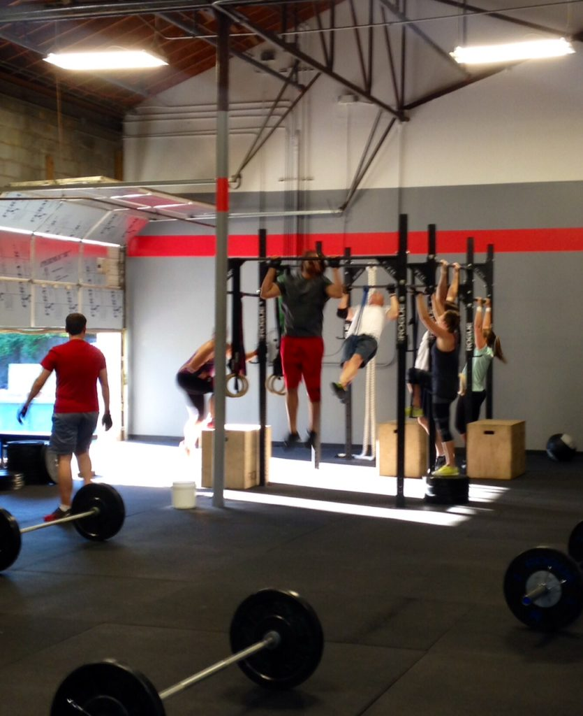 Workout – Fri 02/17/2017