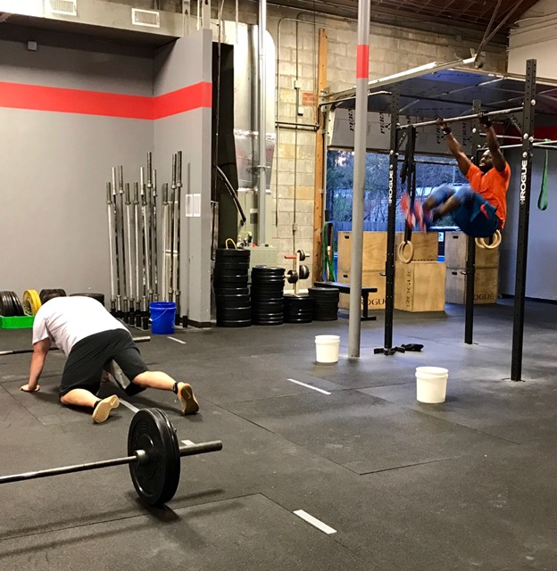 Workout – Fri 03/31/2017