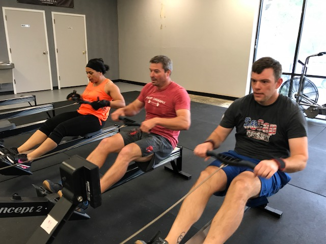 Workout – Friday 04/21/2017