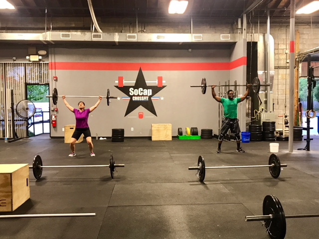 Workout – Friday 04/28/2017