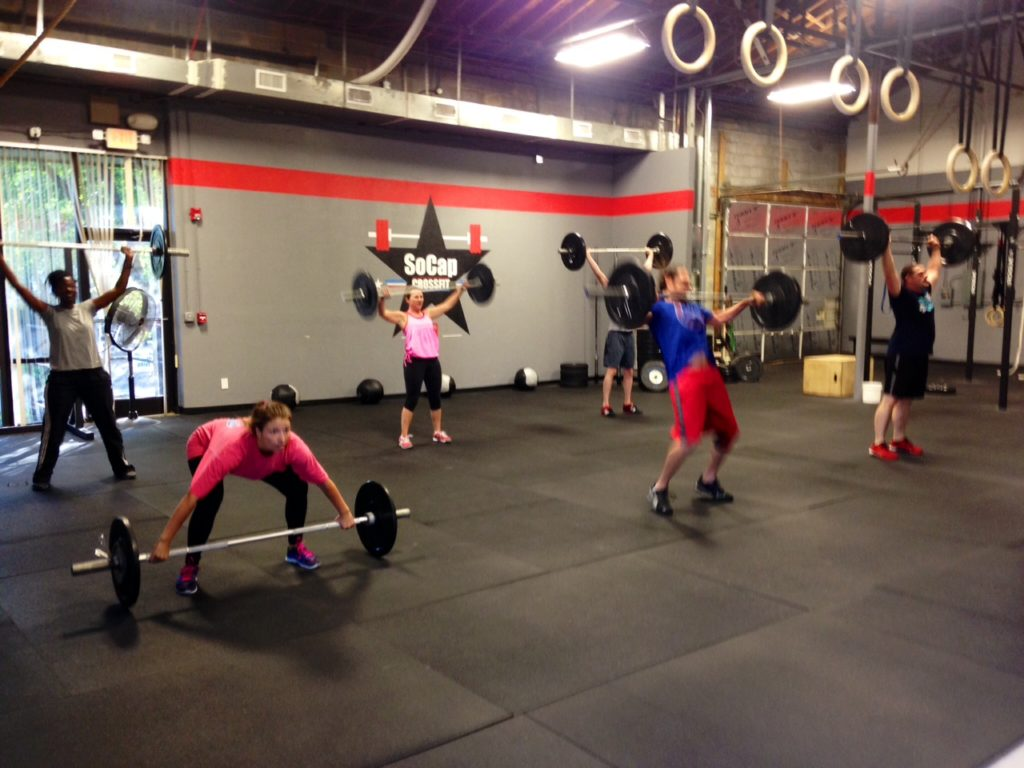 Workout – Thursday 04/20/2017