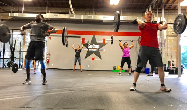 Workout – Wednesday 05/31/2017