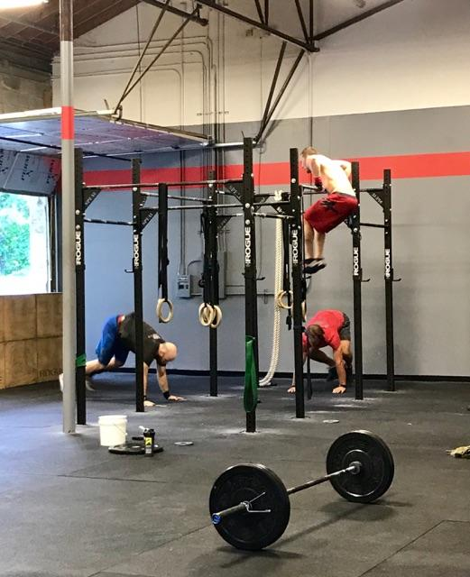 Workout – Wednesday 07/19/2017