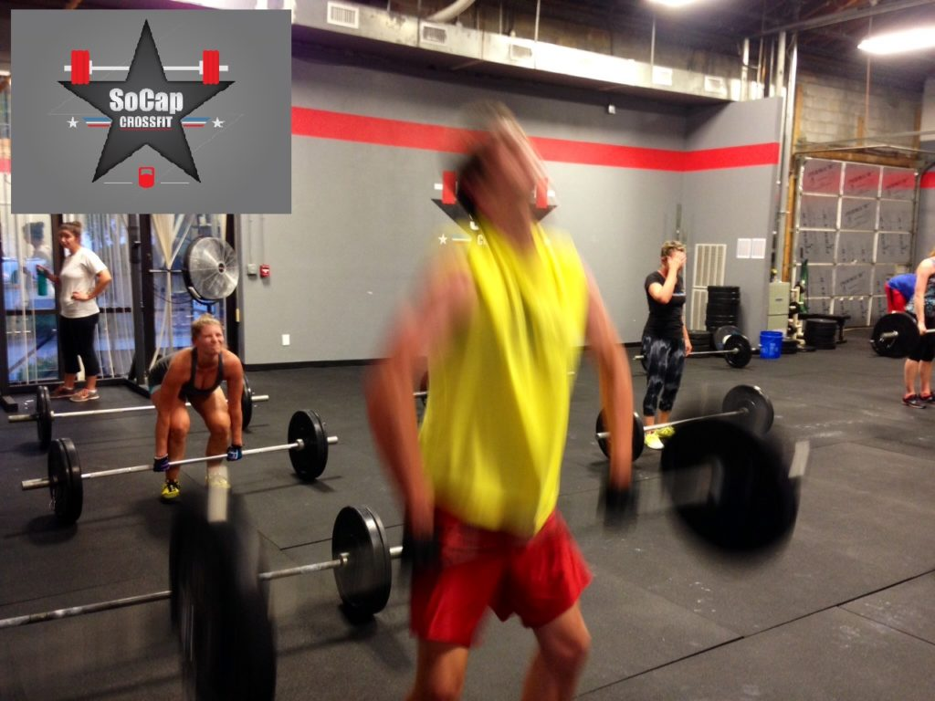 Workout – Friday 07/28/2017