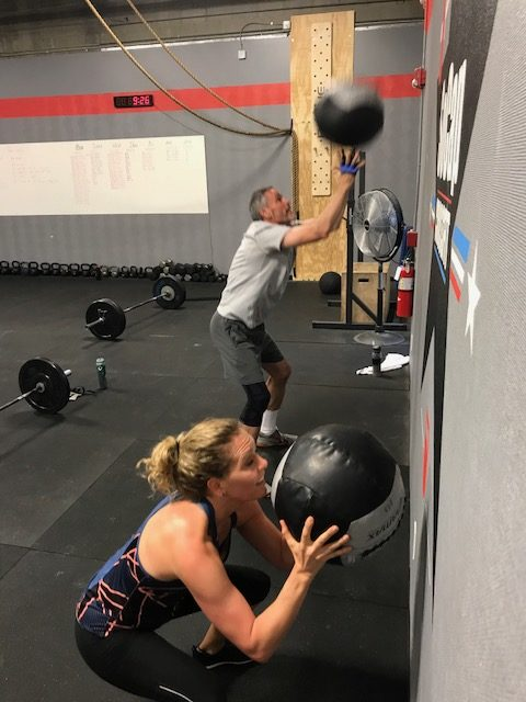 Workout – Thursday 08/10/2017