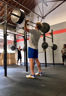 Workout – Friday 08/11/2017