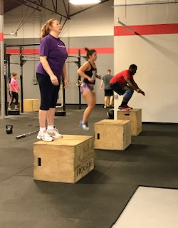 Workout – Thursday 08/24/2017