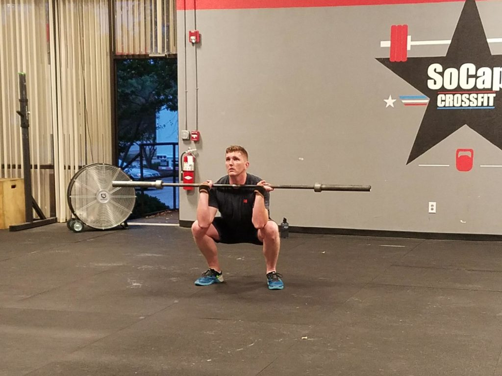 Workout – Tuesday 08/29/2017