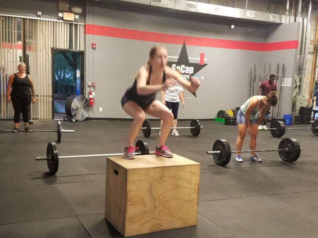 Workout – Wednesday 08/30/2017