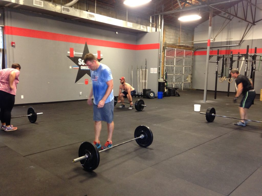 Workout – Thursday 08/31/2017
