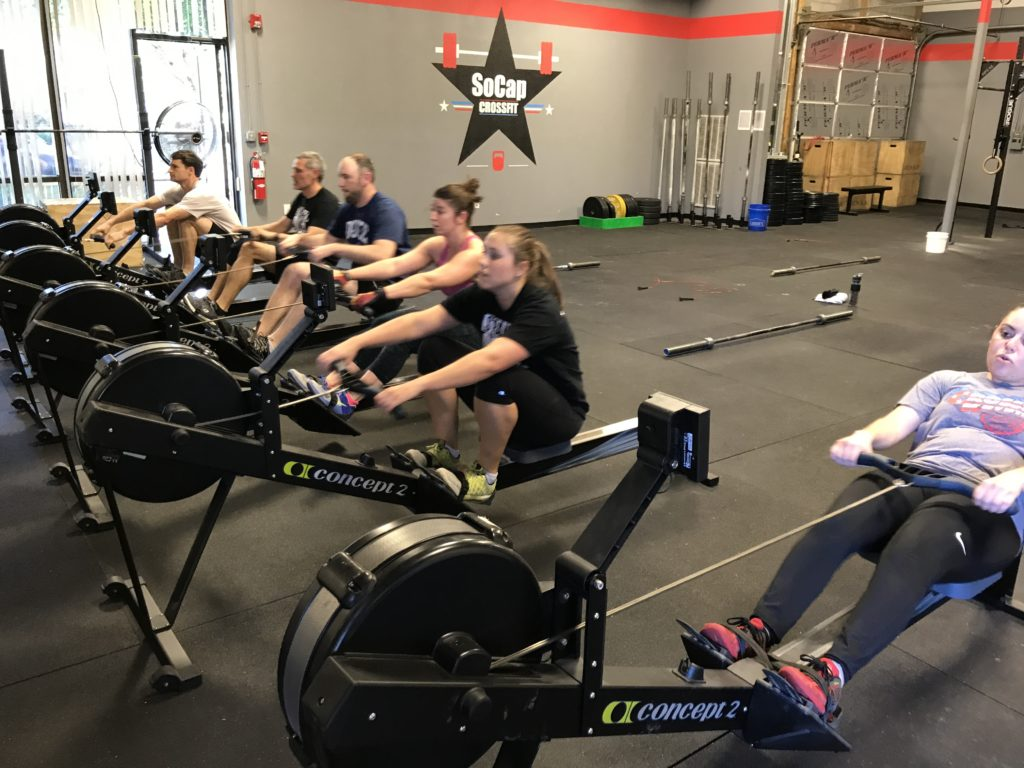 Workout – Wednesday 08/16/2017