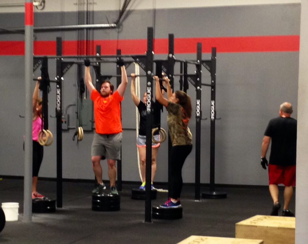 Workout – Tuesday 08/22/2017