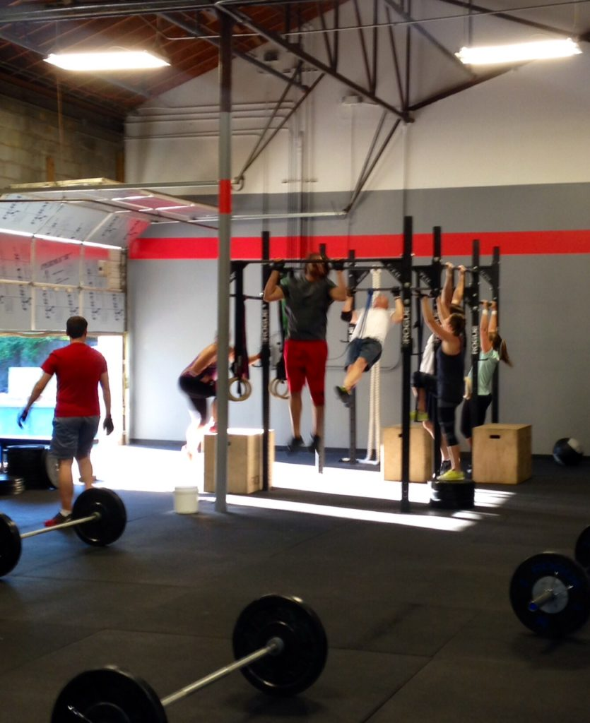 Workout – Friday 09/29/2017