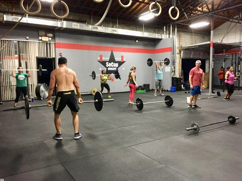 Workout – Wednesday 10/25/2017