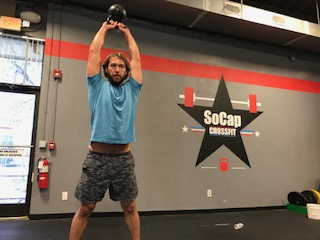 Workout – Monday 10/30/2017