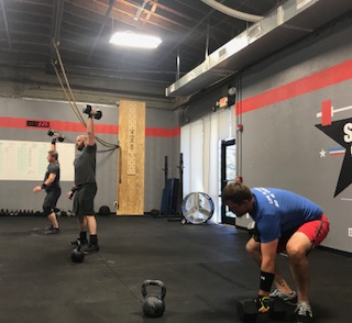 Workout – Wednesday 11/01/2017
