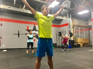 Workout – Wednesday 11/29/2017