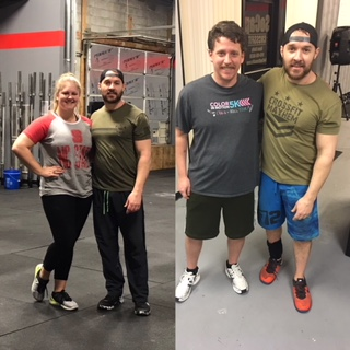 Workout – Friday 02/02/2018