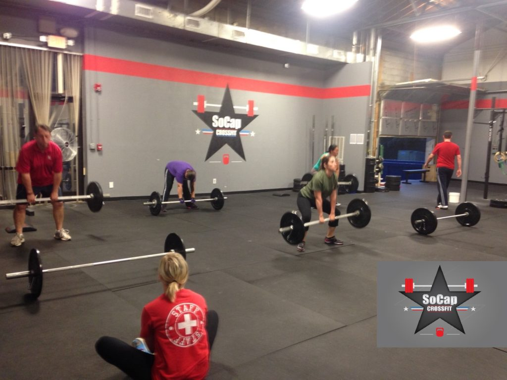 Workout – Thursday 02/22/2018