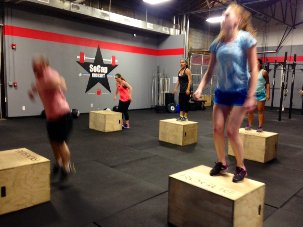 Workout – Tuesday 02/13/2018