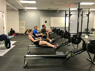Workout – Thursday 03/08/2018