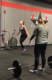 Workout – Monday 03/19/2018